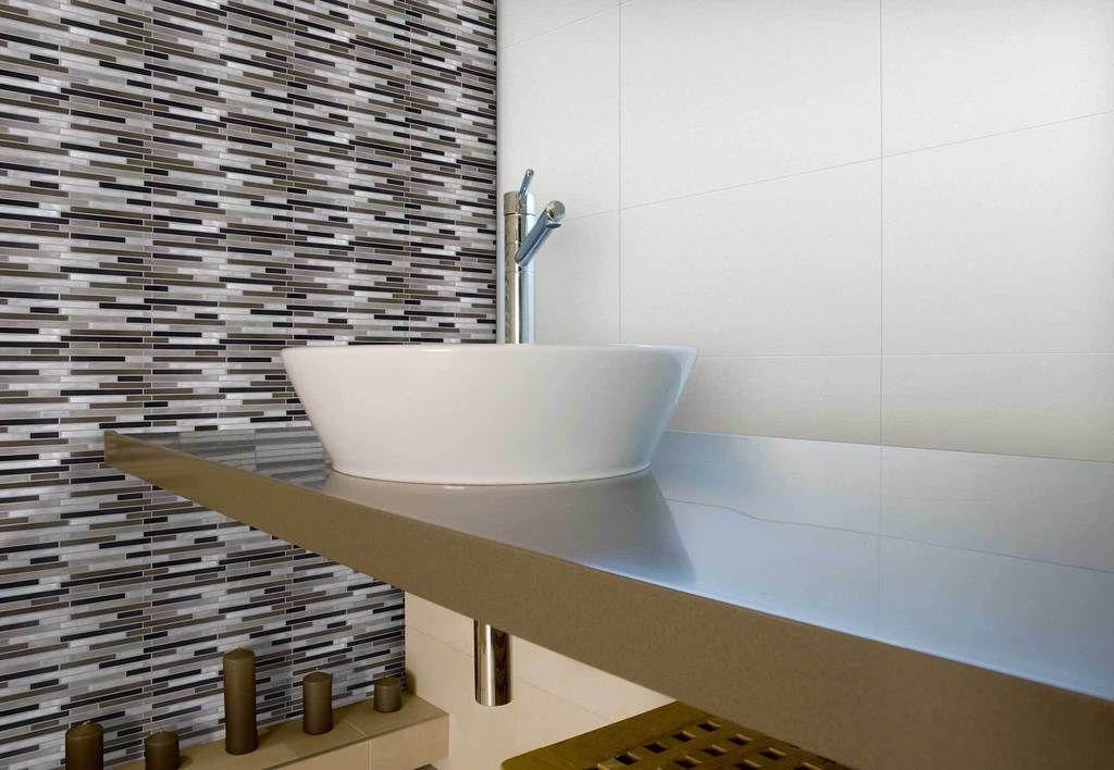 Bathroom Tiles Blue