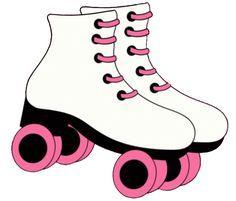 roller skate clip art cakepins com juana pinterest roller skating rh pinterest com roller skate clip art websites roller skate clip art images