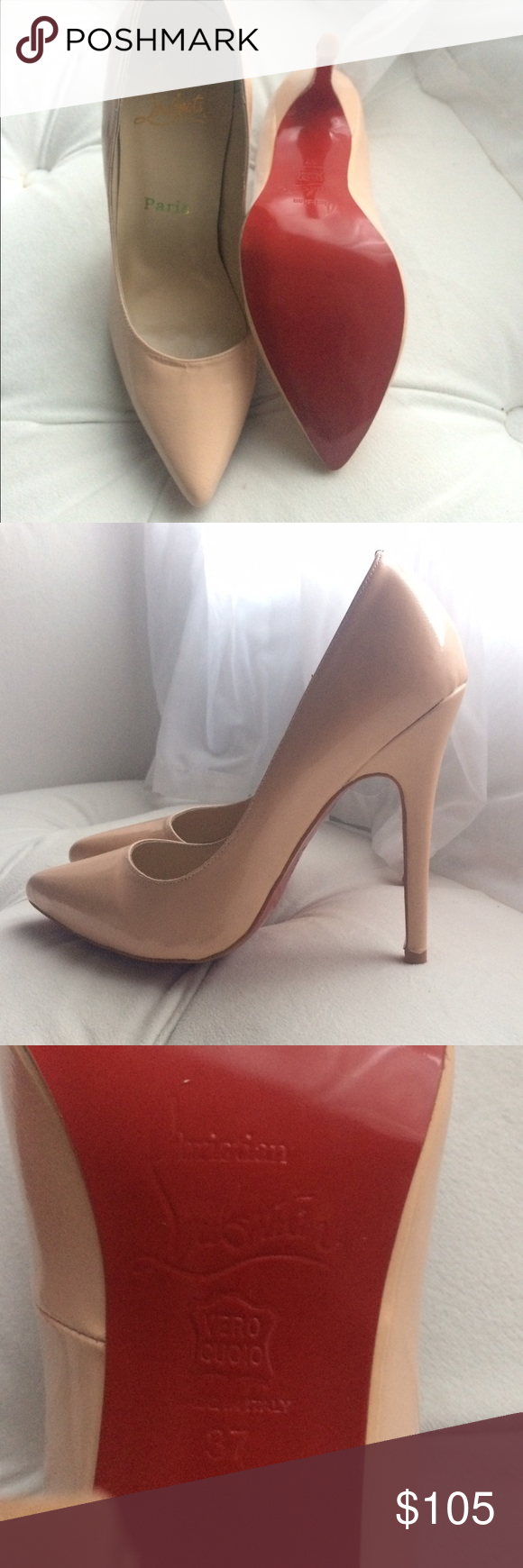 christian louboutin pigalle dupe