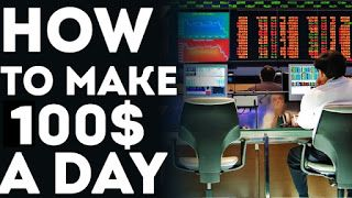 How To Make 100 Per Day Online Online Forex Trading Make 100 A