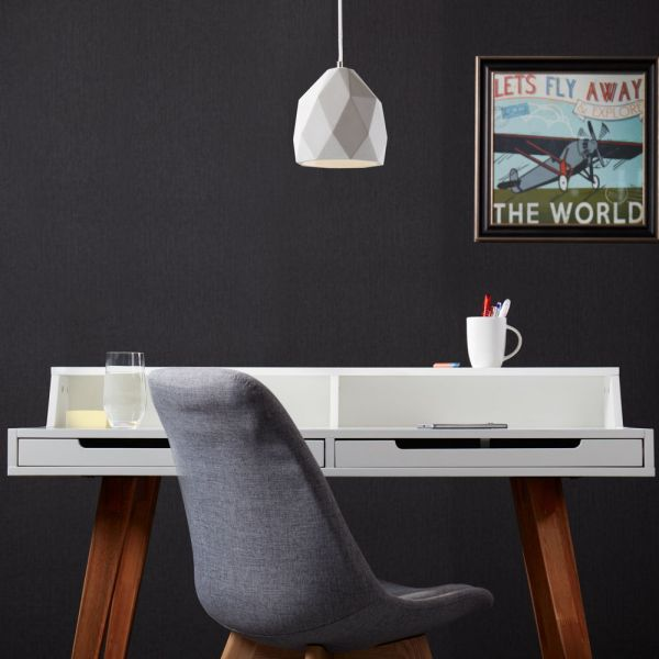 Click Licht famlights betonpendelleuchte e27 max 25 w famlights by