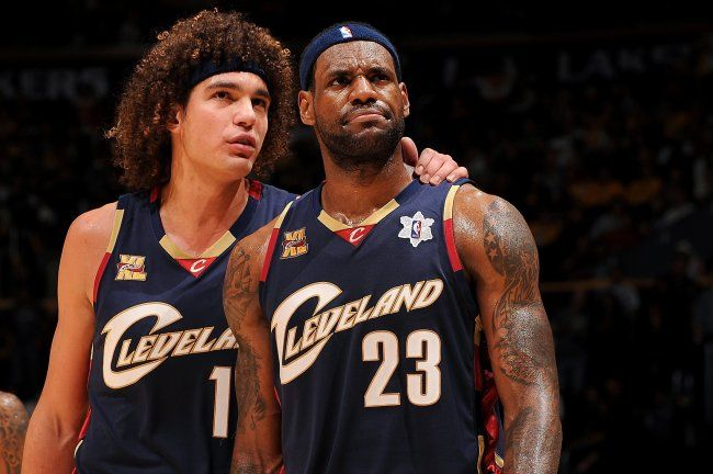 Anderson Varejao Contract: Latest News and Rumors on