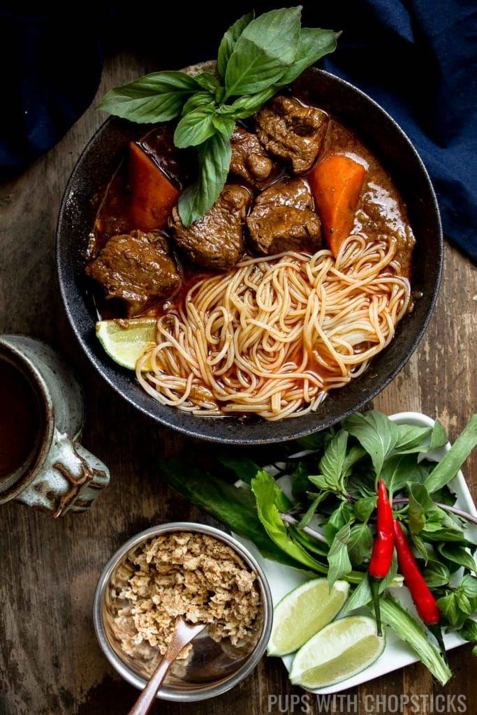 Photo of Bo Kho (Vietnamese Beef Stew)