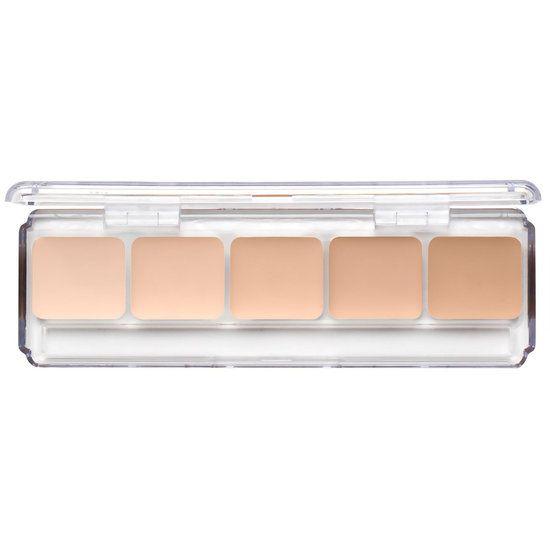 Rcma Makeup 5 Part Series Favorites Palette Ka Beautylish Rcma Makeup Rcma Rcma Foundation Palette