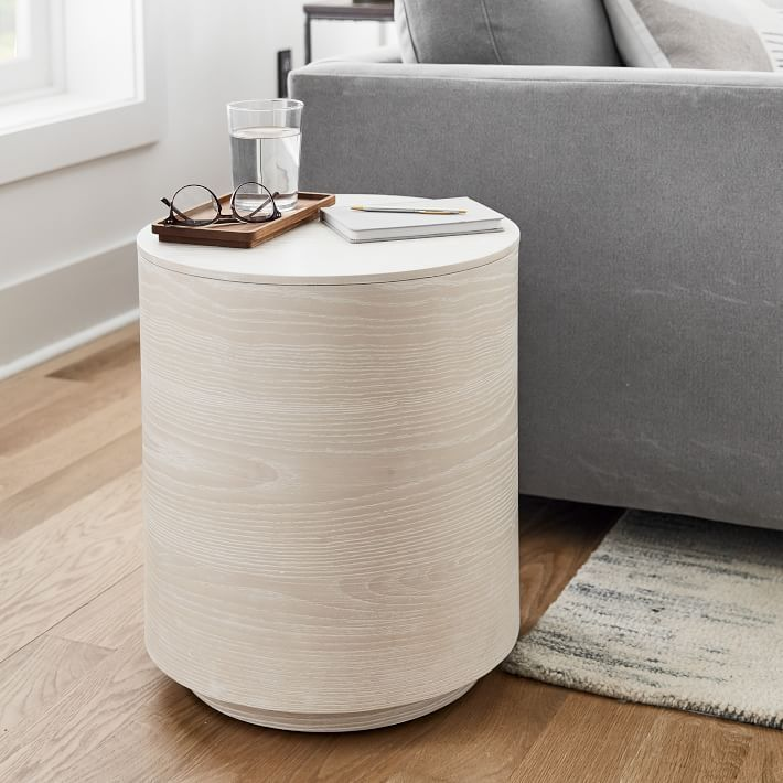 Volume Side Table Wood In 2021 Side Table Wood Side Table Living Room Collections Side table for living room