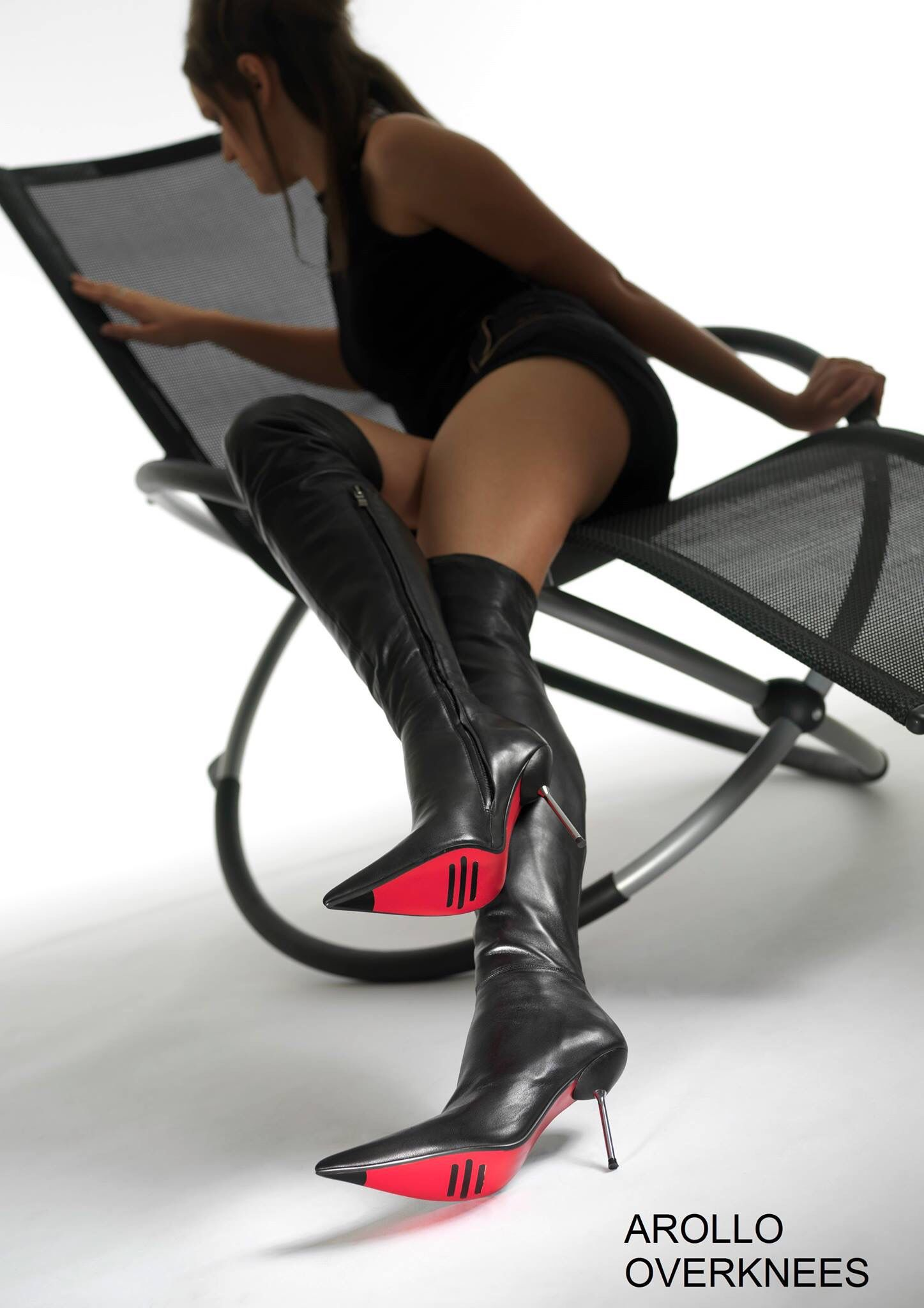 Arollo Leather Heeled Boots 62c0b637b5b3803b0023c0f850e1e06c
