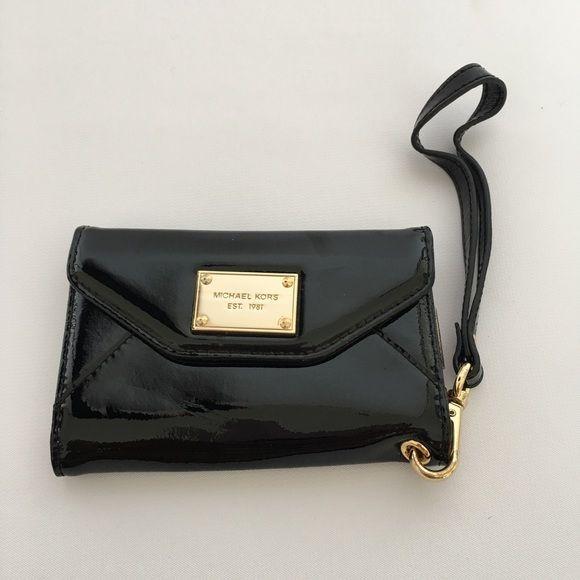 michael kors wallet clutch iphone 4 case