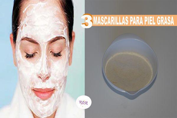 Risos Risos 3 Mascarillas De Arroz Para El Acné Y Piel Grasa Face Skin Care Acne