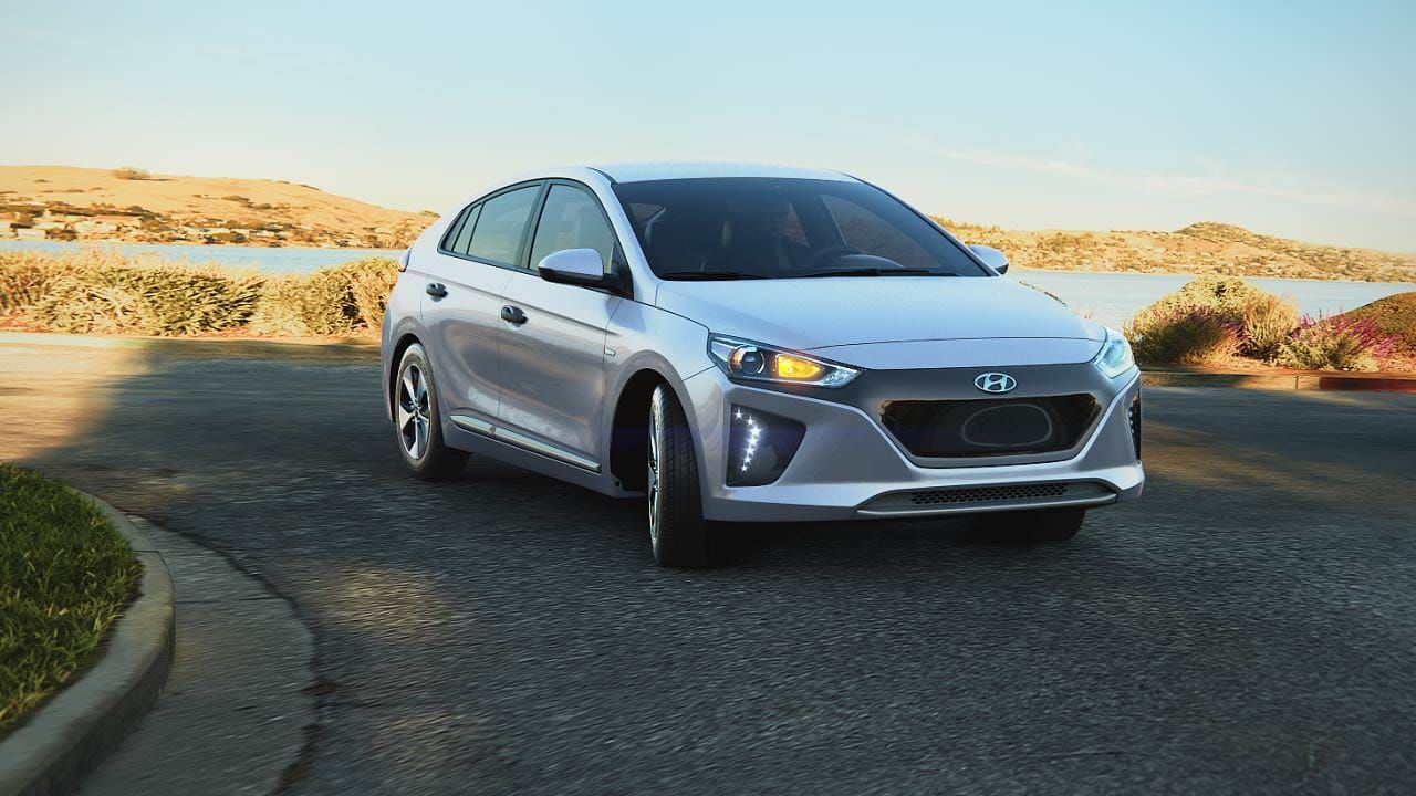 2019 Ioniq Electric Hyundai Usa