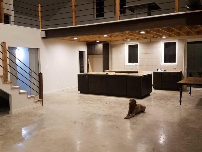 40x60 Steel Building Workshop located in Cleburne, TX #steelbuildings