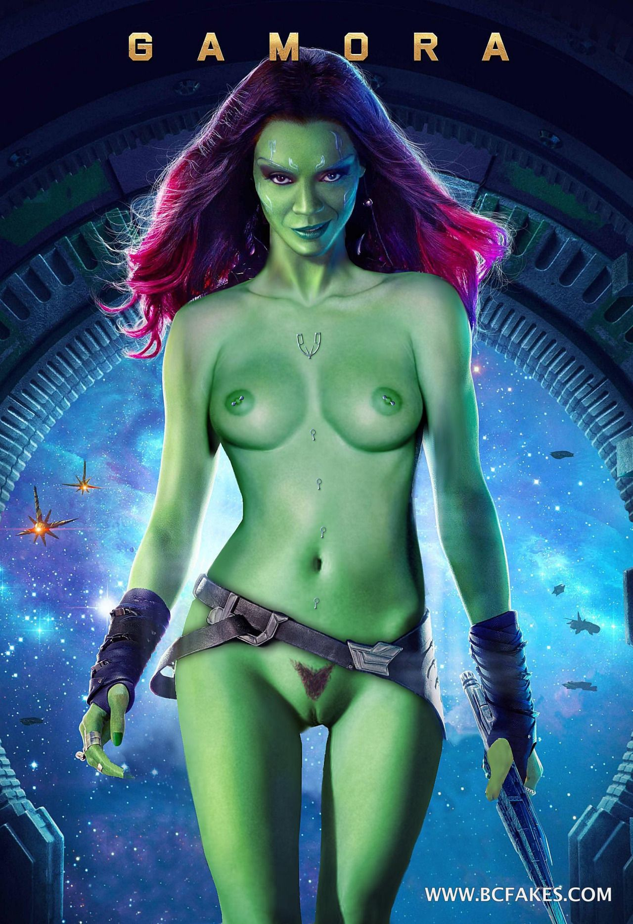 from Yahir marvel heroes nude girls