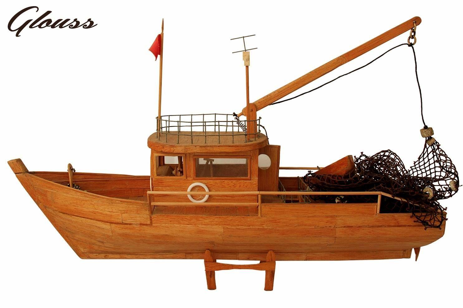 Manualidades Barco Con Palitos De Helado Planos Barco De