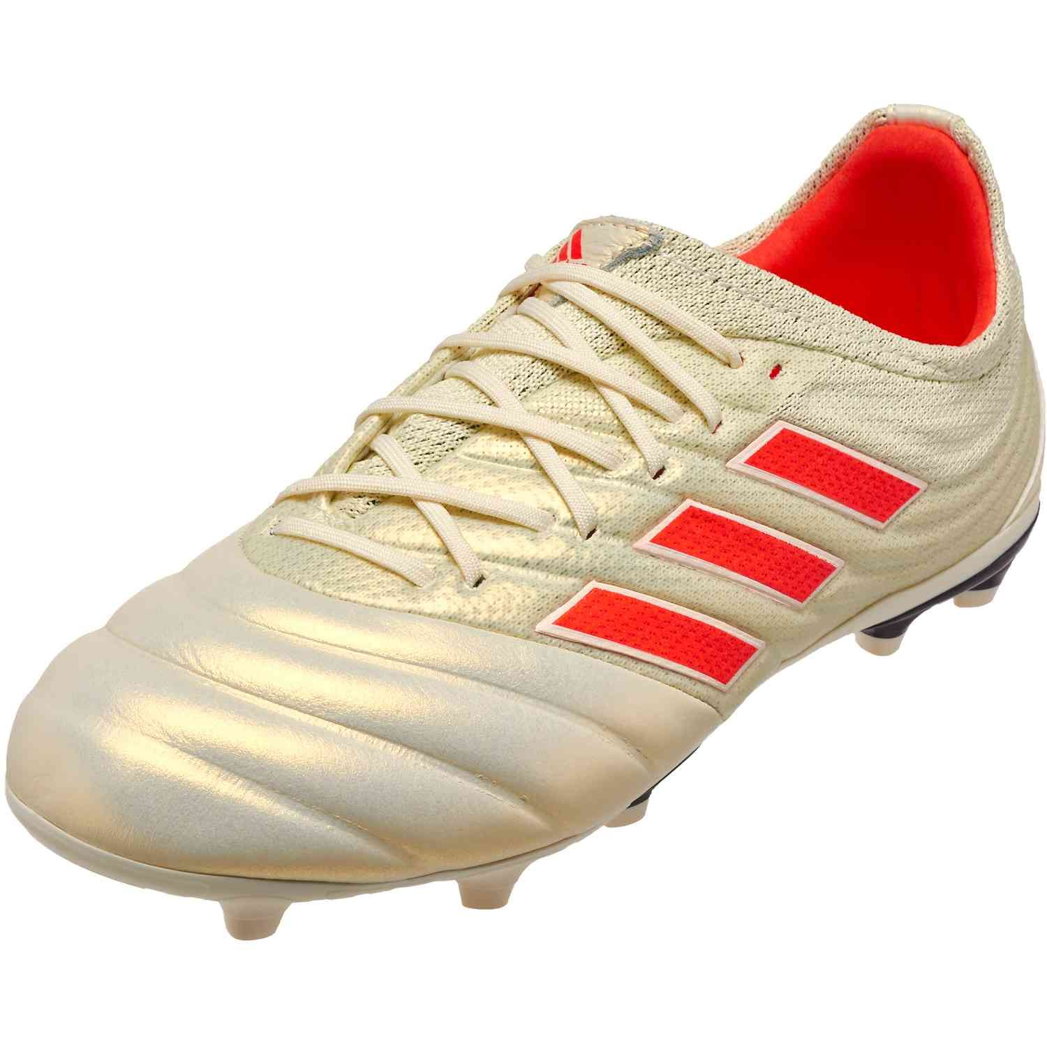 Youth Adidas Copa 19 1 Soccer Cleats Adidas Adidas Soccer Shoes