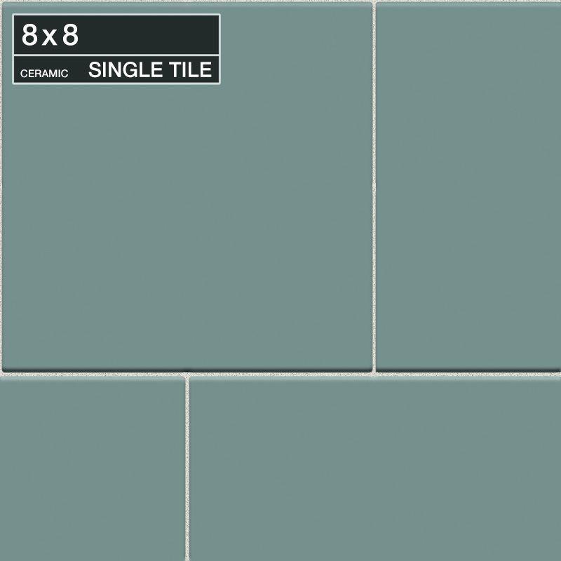 Daltile QHCCA Natural Hues Aspen X Abrasive Flat - Daltile 8x8 floor tile