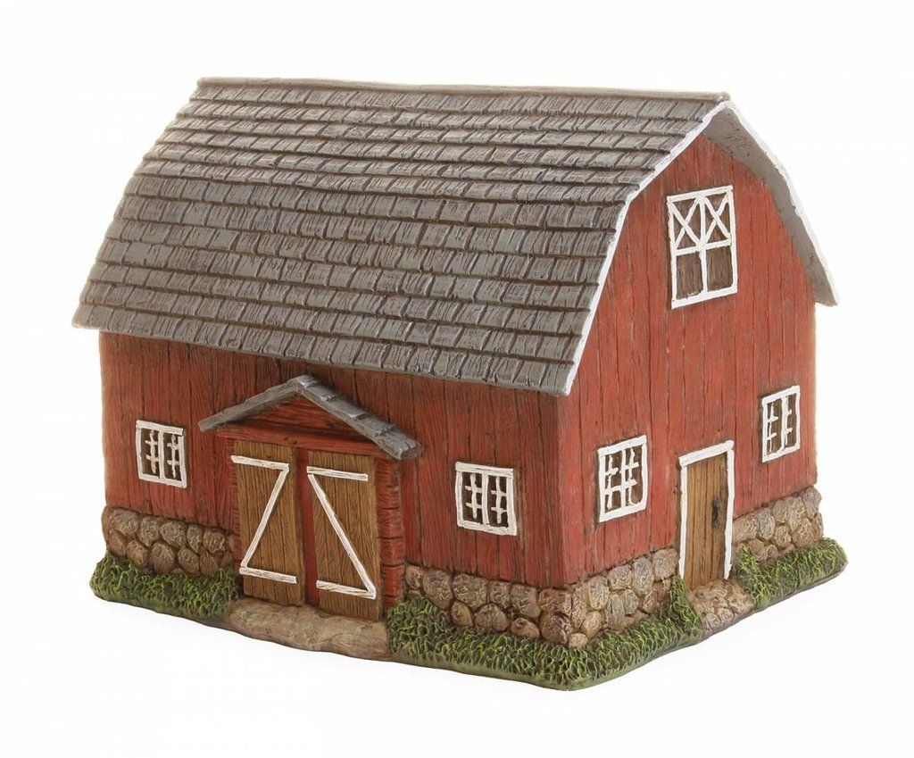 Barn for your fairies to corral their farm animals.
