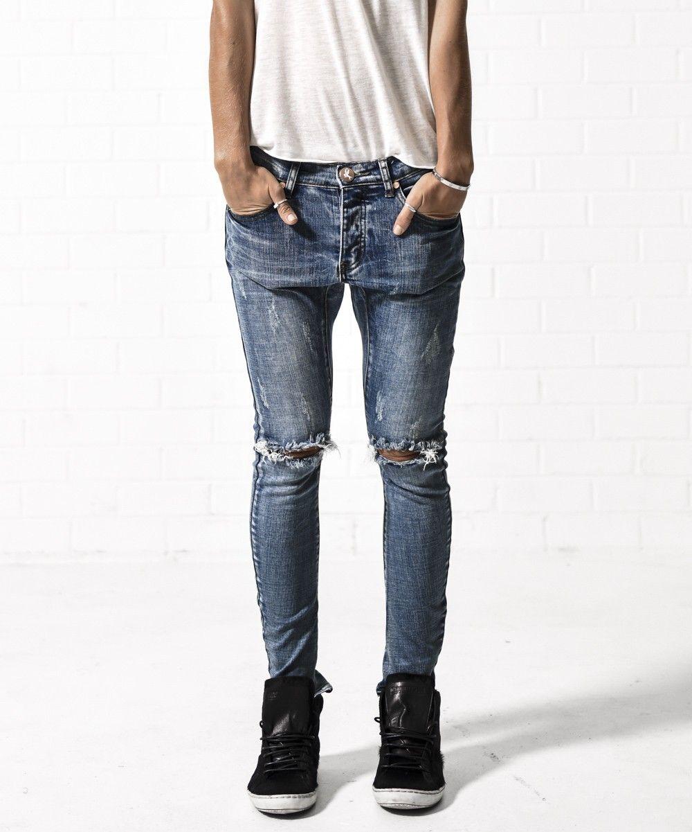 Pure Bleu Desperados Jeans Jeans Wear Clothes Design
