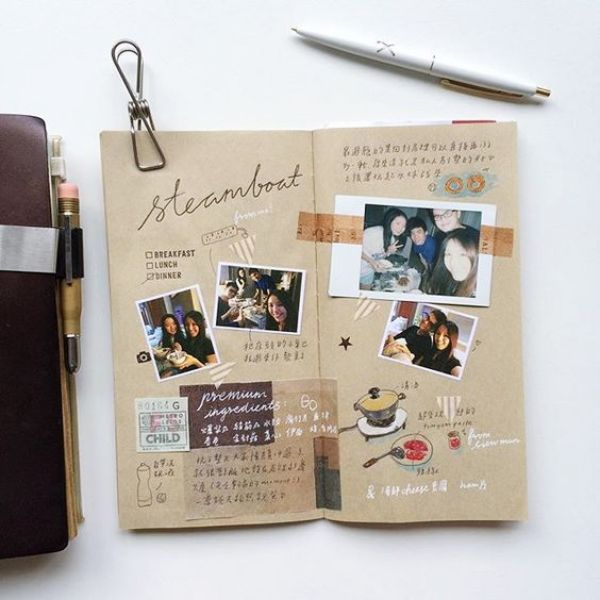 30 DIY Heart Touching Scrapbook Ideas  Bored Art Not just for the sake of memories these DIY heart touching scrapbook ideas is definitely the best idea to keep your passi...