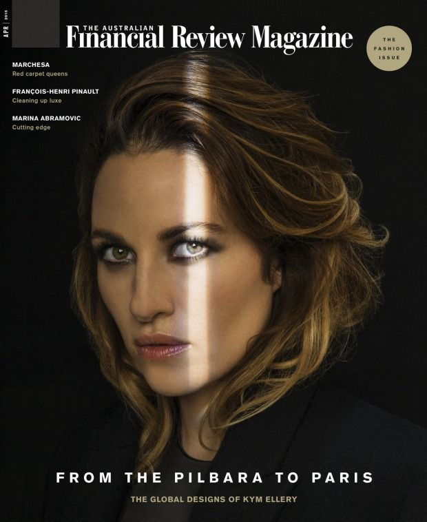 cover-Ellery.jpg (620×758) love that slither of light. Photographed by Nic Walker for the AFR.