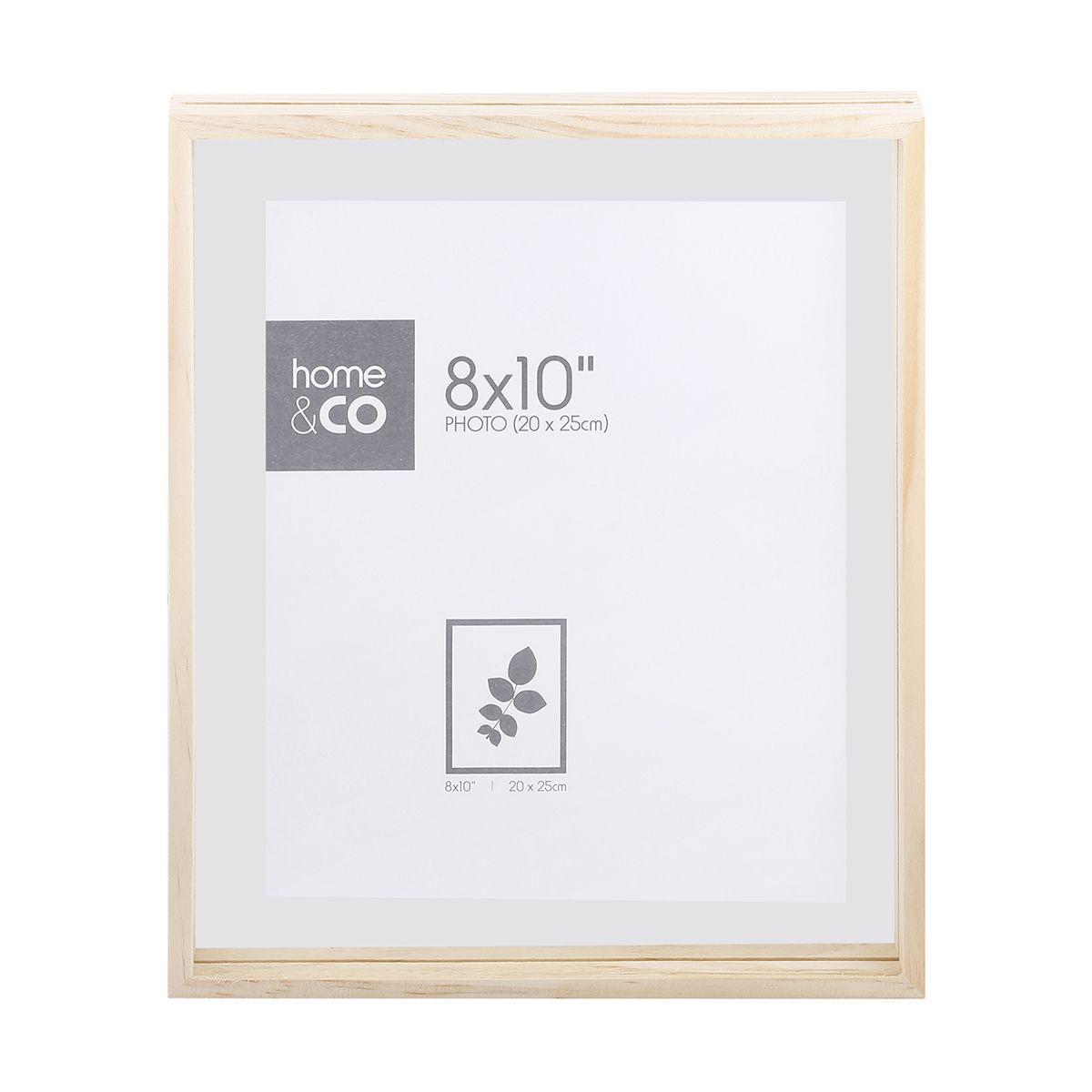 Floating Timber Frame - 8in. x 10in. (20cm x 25cm)