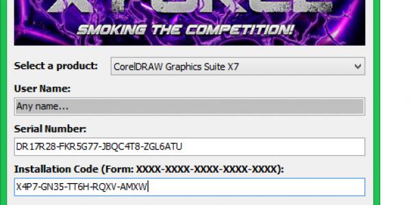 keygen coreldraw x7 32 bits download