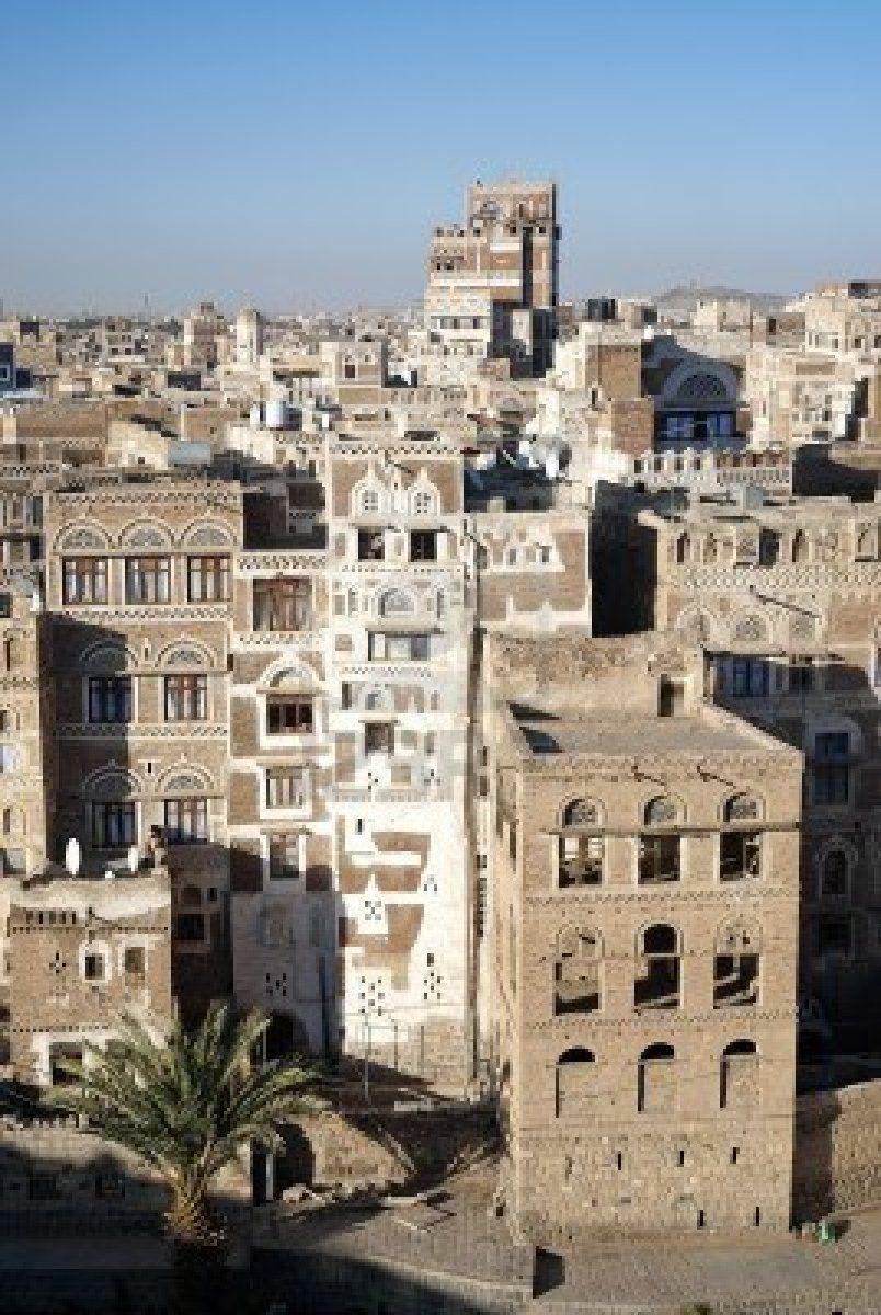 SANAA CITY - YEMEN