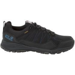 Photo of Jack Wolfskin Waterproof all-rounder shoes men Maze Texapore Low Men 44.5 black Jack Wolfskin