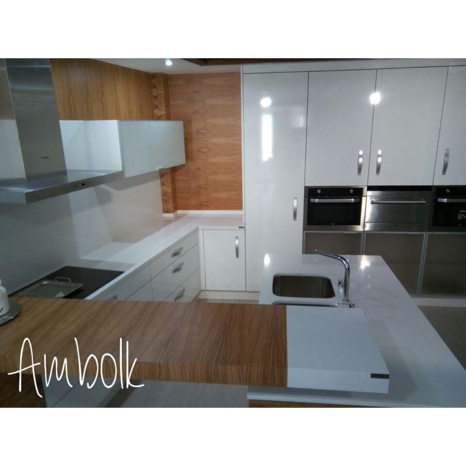 cocina muebles a medida | Cocina con despensa | Pinterest | Pisos ...