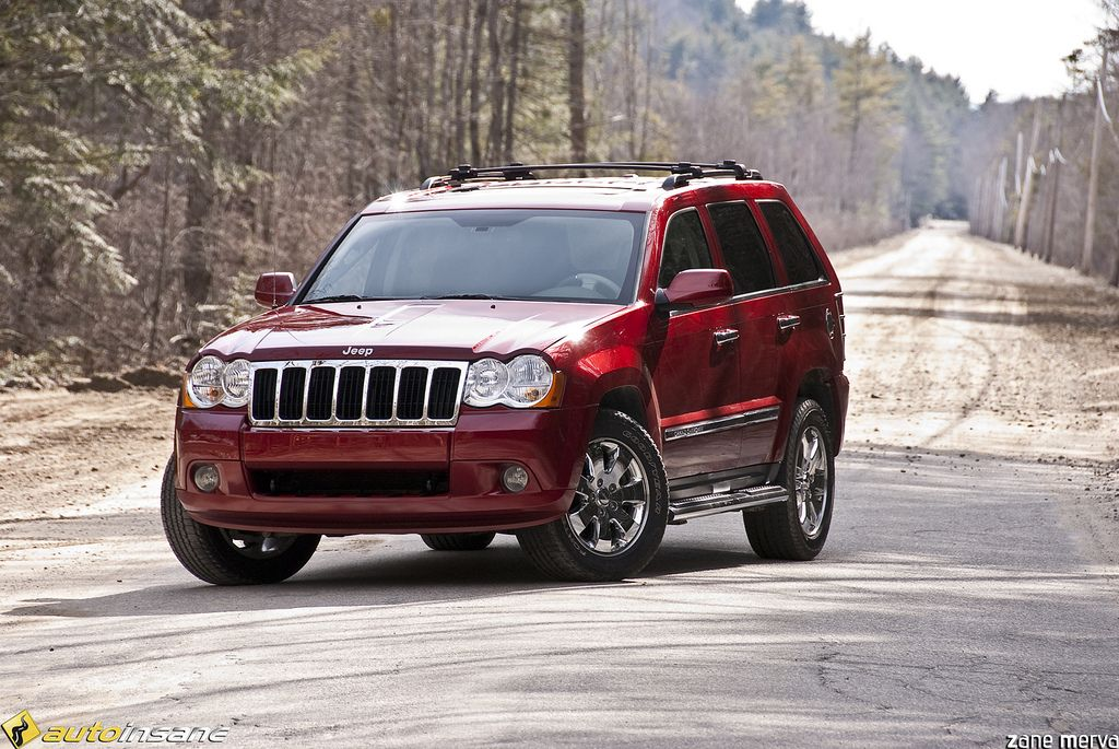 2010 Jeep Grand Cherokee Limited 4X4