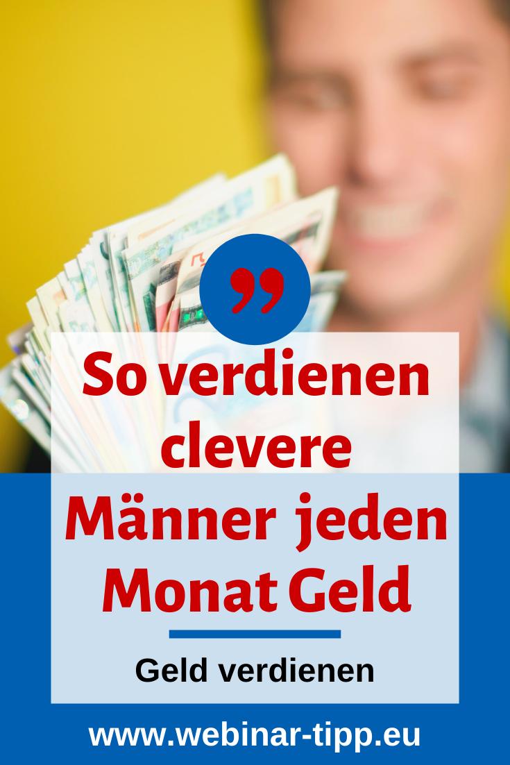 clever geld verdienen