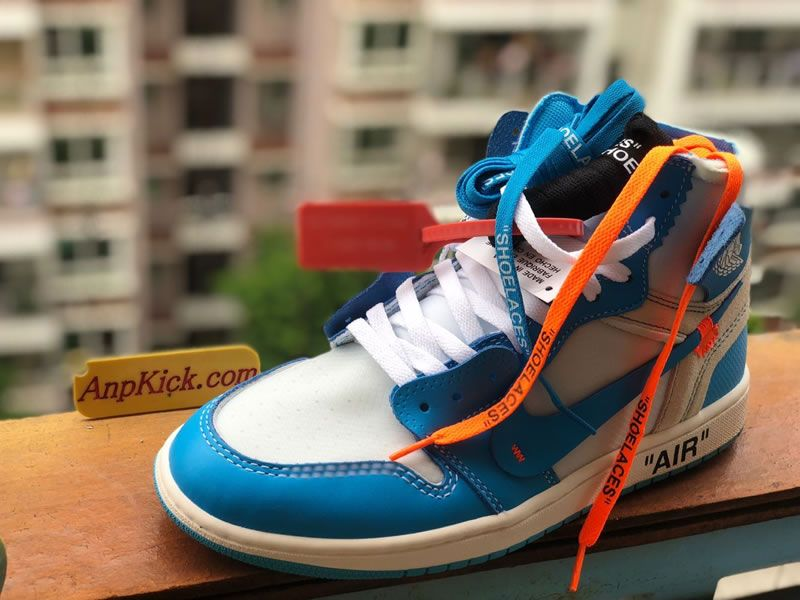 brand new 24ef9 098cd OFF-WHITE x AIR JORDAN 1
