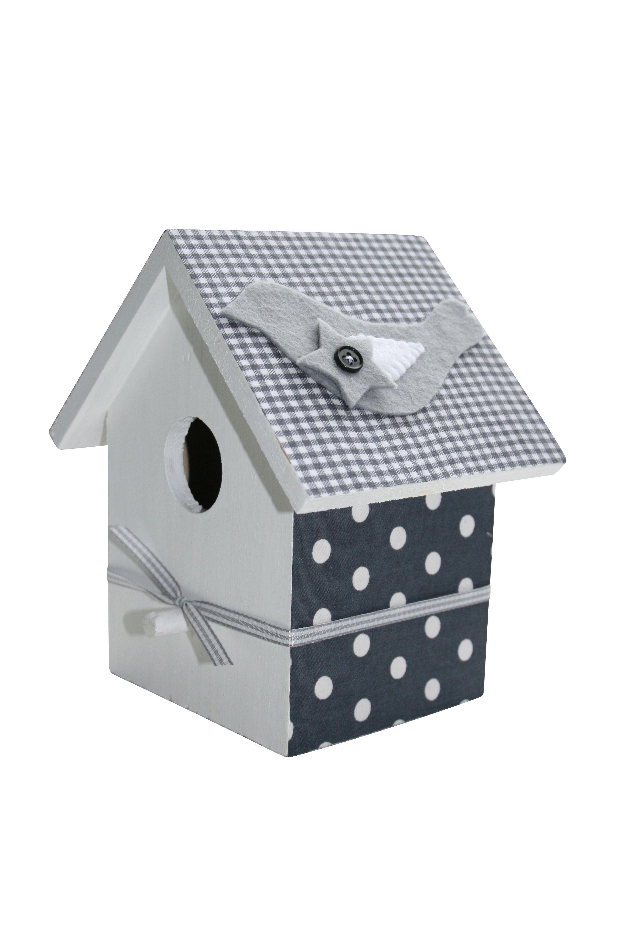 Decoratie vogelhuisje kinderkamer grijs casas de pajaros pinterest for Kinderkamer deco