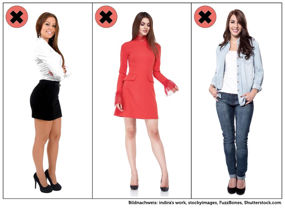 brand new 418a4 dd4f0 Vorstellungsgespräch Kleidung: Das richtige Outfit für ...