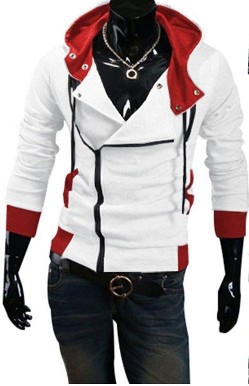 Assassin/'s Creed II Ezio Hooded Jacket