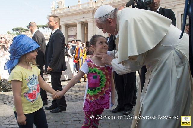 Pape François - Pope Francis - Papa Francesco - Papa Francisco - Incontro con la Scuola Cattolica italiana
