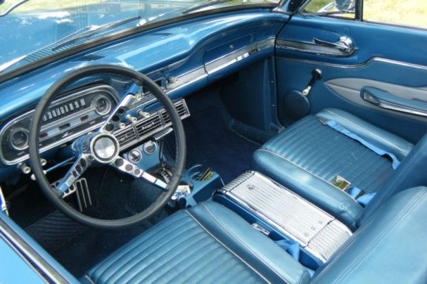 5 0 Swapped 1963 Ford Falcon Sprint Convertible With Images