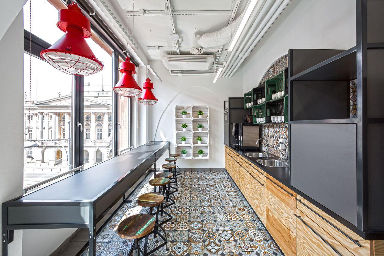 Het Nieuwe Kantoor : Het nieuwe kantoor van opera software in polen keuken inspiratie