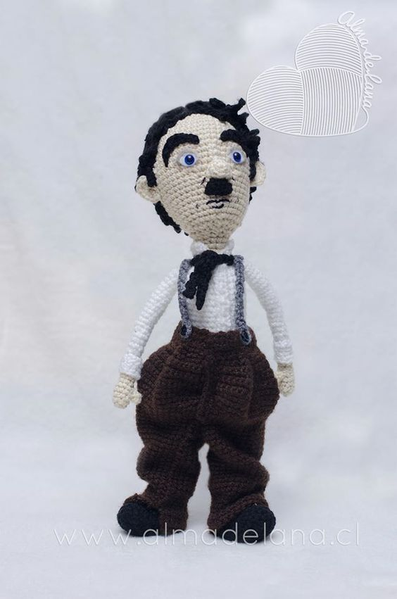 Pin by Sheryl on PEOPLE -amigurumi created | Pinterest | Amigurumi