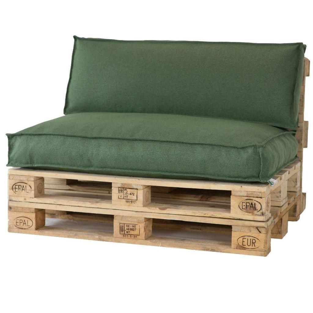 2l Home Garden Palettenkissen Metro Lounge Olive 120 X 80 Cmsteht Ihr Paletten Lounge Set Bereits Dann Verv Palettenkissen Paletten Kissen Haus Und Garten