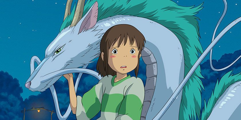 Are these screenshots from disney or studio ghibli films