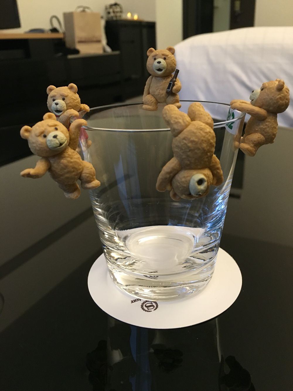 Sad Teddy Bear Meme