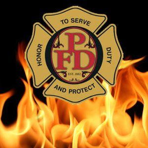 Pfd Achieves Higher Iso Rating Which May Lead To Lower Insurance Rates Fire Department Fire Badge Emergency Service