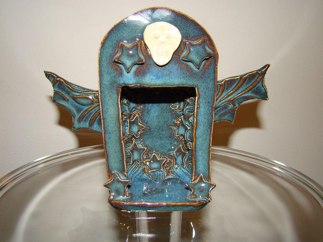 Pottery Shrine.