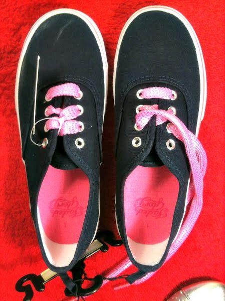 4e9b6ce87383  1 girls shoes at Walmart