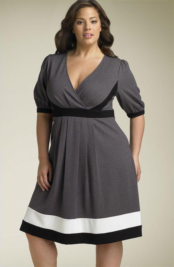 Dressing plus size pear shape | clothing | Pear shape fashion ...