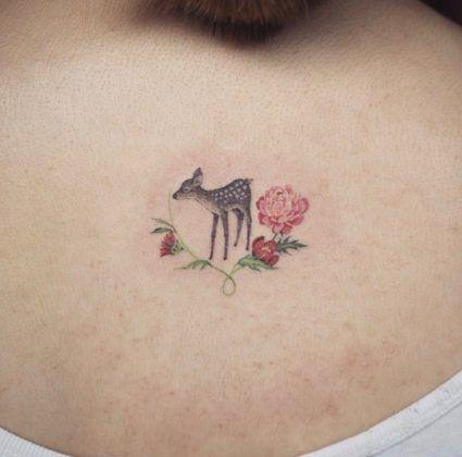 Photo of 101 minuscules conceptions de tatouage d'animaux pour hommes et femmes #animaltattoos #tatouages