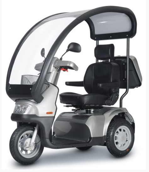 AFIKIM Afiscooter S 3Wheel Scooter Electric scooter, 3