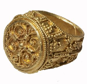 Gold Ring found in Leeds, West Yorkshire