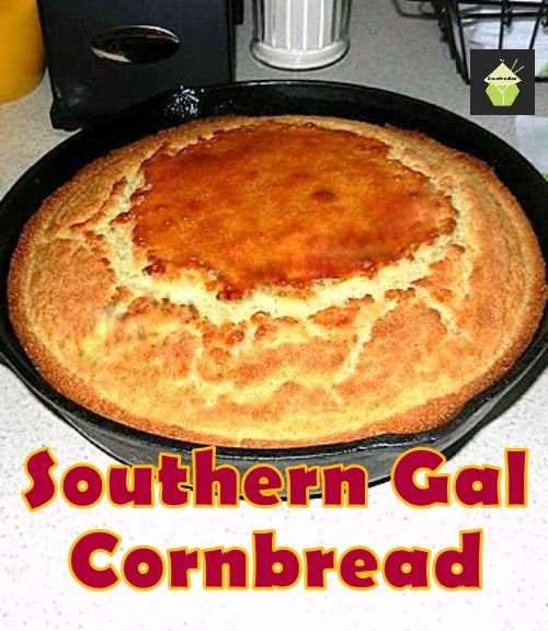 recipe: homemade southern cornbread [2]