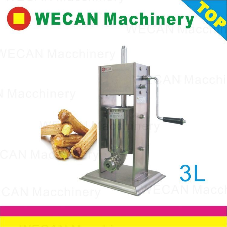 Auto churros maker machine for churro 1001000 cookie