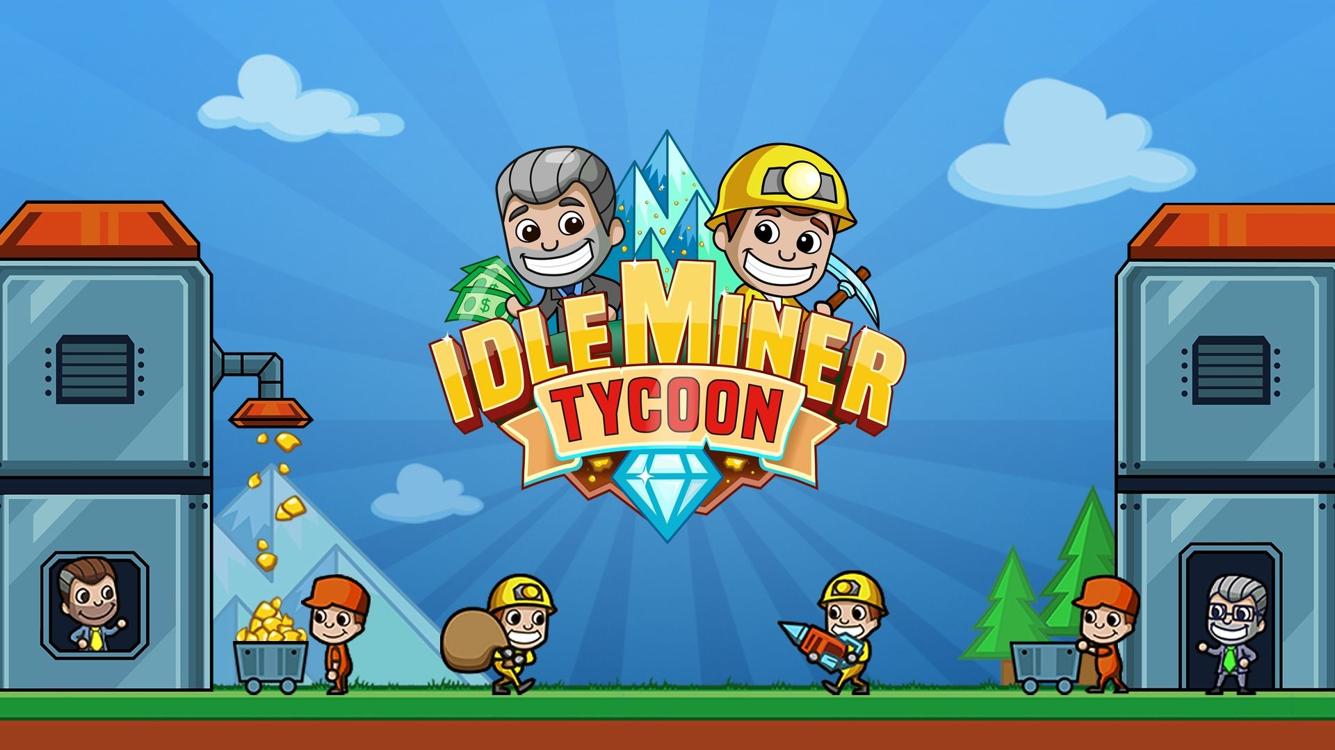 Idle Miner Tycoon v2.5.0 Mod APK For Android | Simulation ...